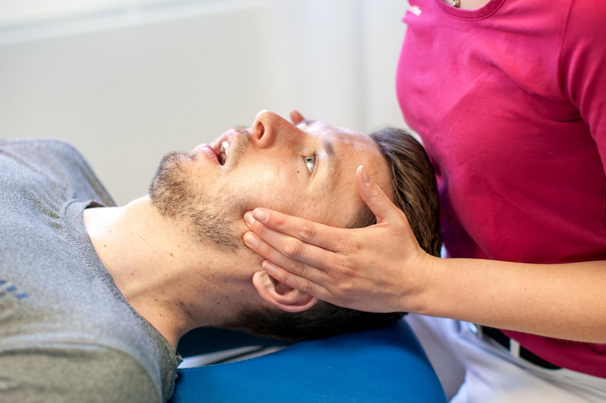 Therapie Craniomandibuläre Dysfunktion