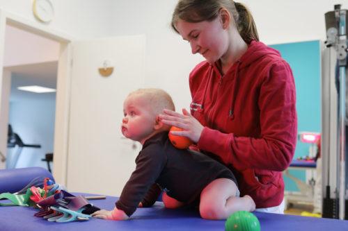 Physiotherapie Kinder